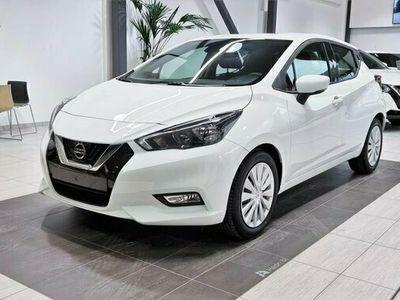 begagnad Nissan Micra ACENTA CONV. PACK DEMO 2021, Halvkombi Pris 169 900 kr