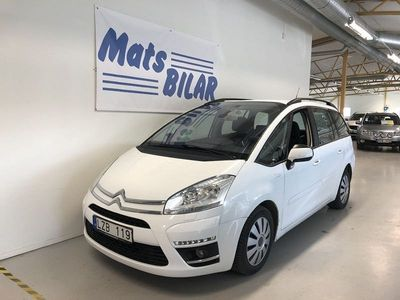 begagnad Citroën Grand C4 Picasso 1.6 e-HDi Airdream EGS 111hk 7-Sits