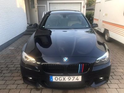 begagnad BMW 520 Xdrive
