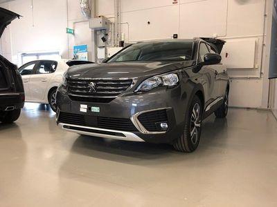 begagnad Peugeot 5008 1.5 BlueHDi EAT Euro 6 7-sits 130hk Allure