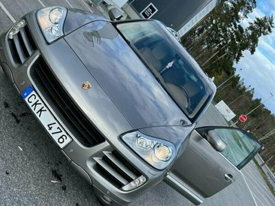 begagnad Porsche Cayenne TipTronic S