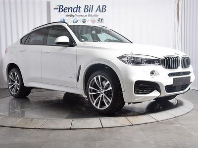 begagnad BMW X6 xDrive40d / Innovation Edition
