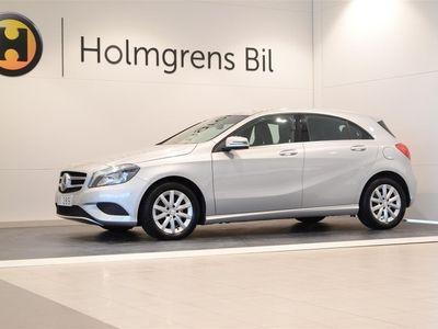 begagnad Mercedes A180 (122hk)
