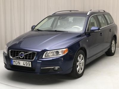 begagnad Volvo V70 II D5 (215hk)