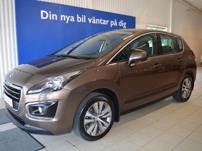 gebraucht Peugeot 3008 Active 1,6 VTi 120 hkDrag
