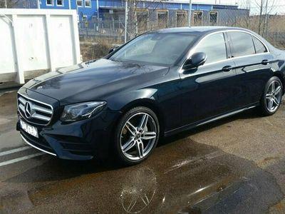 begagnad Mercedes E220 cdi 4-matic