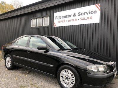 begagnad Volvo S60 D5 163hk Manuell*Svensksåld*Fin