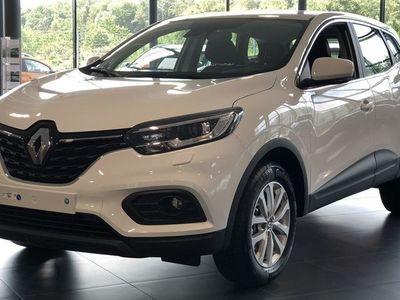 begagnad Renault Kadjar ZEN TCE 140 *VINTERHJULSKAMPANJ*
