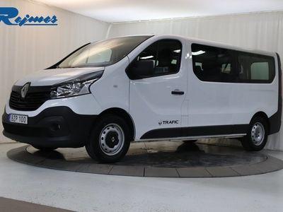begagnad Renault Trafic III Passenger 1.6 125 TT S S L2H1 2018, Transportbil 214 800 kr