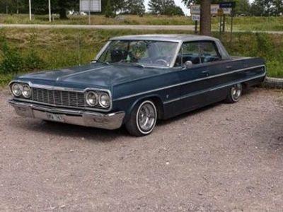 begagnad Chevrolet Impala Sport Sedan 1964