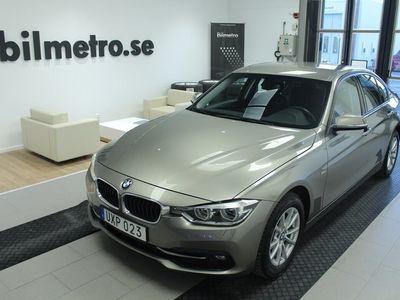 begagnad BMW 318 d 150hk Drag/Motorvärmare/V-Hjul