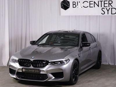 begagnad BMW M5 Competition Optik* 600hk GARANTI*