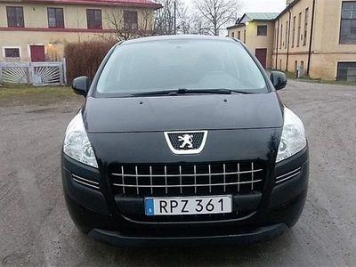 begagnad Peugeot 3008 1.6 HDI -11