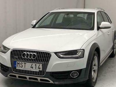 begagnad Audi A4 Allroad 2.0 TDI Avant quattro