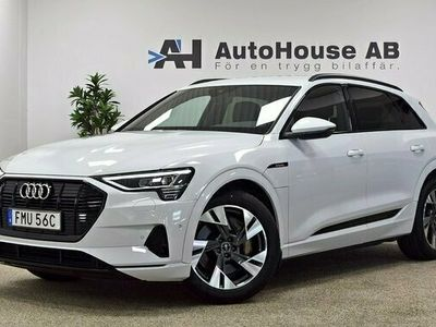 begagnad Audi E-Tron e-tron quattro - 50 quattro Proline S Line Bang&Olufsen Leasebar 2020, Personbil Pris 649 000 kr
