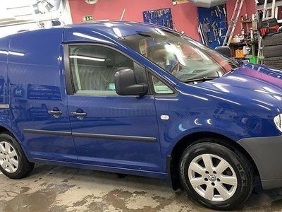 begagnad VW Caddy Panel Van 1.6 102hk -05