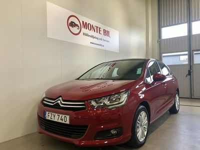 gebraucht Citroën C4 Euro 6 Aut Panorama Navi 12 mån garanti