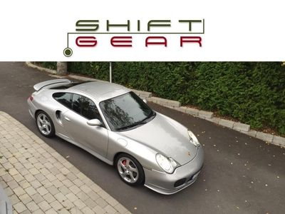 begagnad Porsche 911 Turbo Svensk Original All Dok