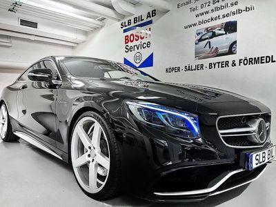 begagnad Mercedes S63 AMG AMGCoupé 4M/DESIGNO/All-Utr/BATCAR/WOW