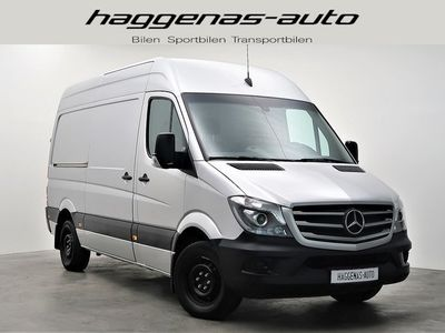 begagnad Mercedes Sprinter 316 / 163hk / Backkamera / Drag