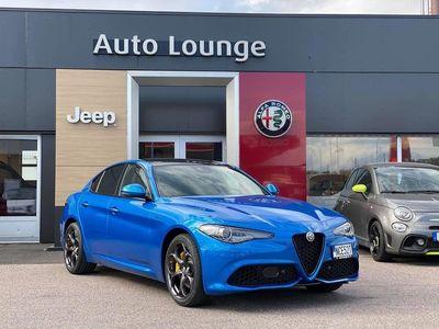 begagnad Alfa Romeo Giulia Veloce 2.0 280 hk AWD AUT