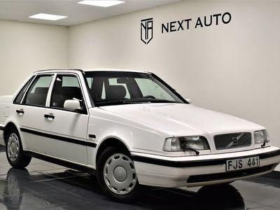 begagnad Volvo 460 2.0 110HK NYBESIKTIGAD LÅGAMIL