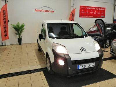 brugt Citroën Nemo Van 1.4 HDi 68hk Nybes 0:- KR Kontantinsats
