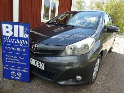 begagnad Toyota Yaris 5D ÅRSSK 1100:-/0.39 L PER MIL/NYA MODELLEN