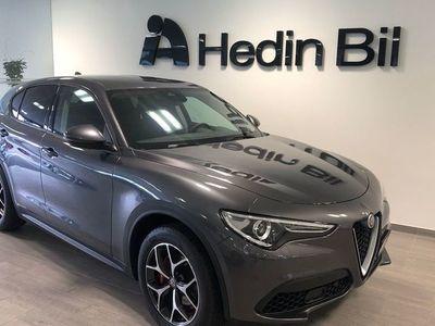 begagnad Alfa Romeo Stelvio SUPER 2.0 280HK AT8