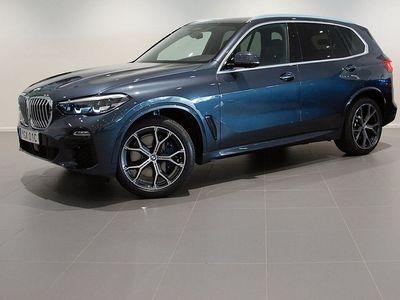 begagnad BMW X5 xDrive40i M Sport Innovation Vinter Drag