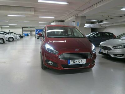 begagnad Ford S-MAX BUSINESS 2.0 T