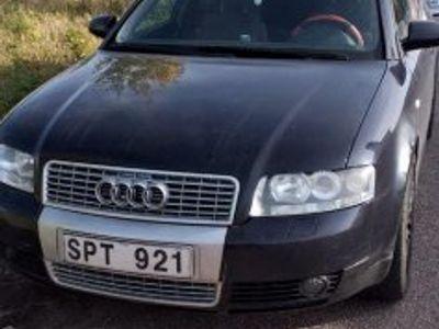 begagnad Audi A4 1.8 T -02