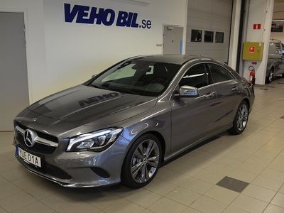 begagnad Mercedes CLA200 d Urban line, Backkamera, Apple Carplay