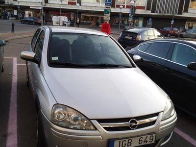 begagnad Opel Corsa 1,2