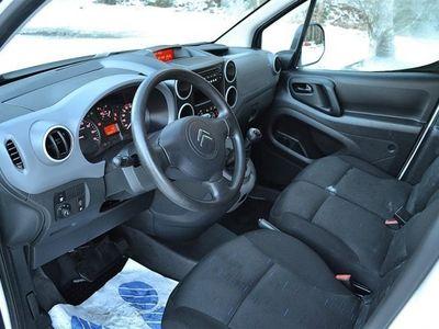 begagnad Citroën Berlingo 1,6 HDI Momsbil Nyservad -11