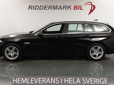 begagnad BMW 520 d xDrive Touring D-Värm Navi Drag Nyserv EU6 190hk