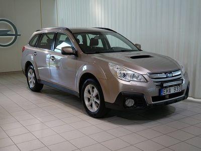begagnad Subaru Outback 2.0D Aut Backkamera Motorvärmare