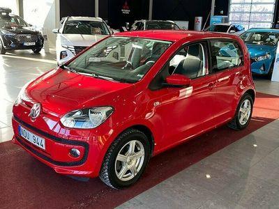 begagnad VW up! 1.0 5D 2013, Halvkombi Pris 69 500 kr