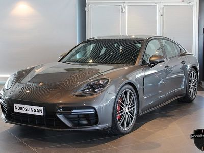 used Porsche Panamera Turbo / Sportavgas / Approve -17