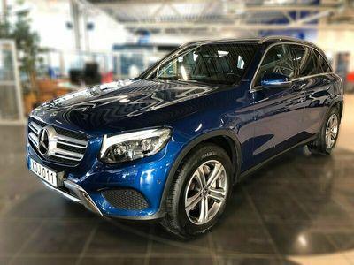 begagnad Mercedes GLC220 d 4MATIC 170hk SUV Drag Nav SoV-hjul