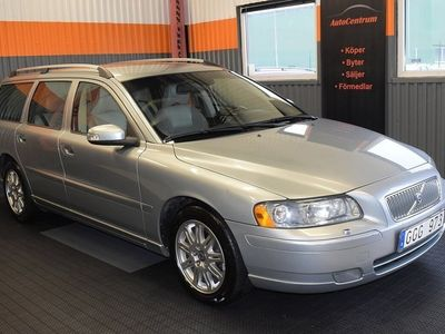 begagnad Volvo V70 D5 163HK Momentum Classic Edt. SE UTR
