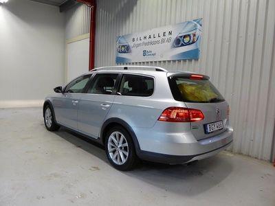 begagnad VW Passat 2,0 TDI 177 HK 4-MOTION PREMIUM