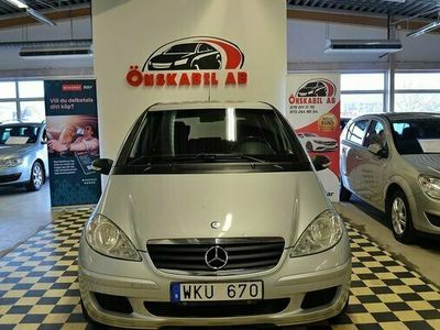 begagnad Mercedes A150 Nybesiktigad (95hk)