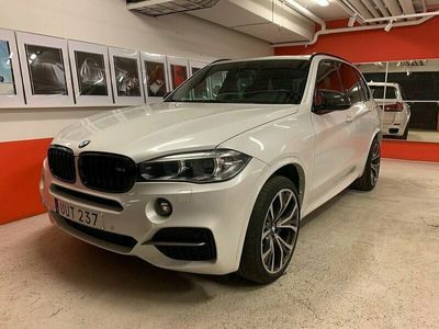 begagnad BMW X5 M50D