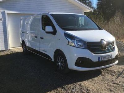 begagnad Renault Trafic -15
