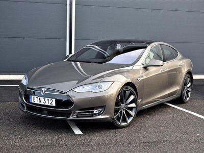 begagnad Tesla Model S 70D 70 kWh AWD Single Speed 333 -15
