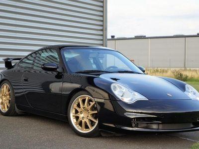 begagnad Porsche 911 Carrera 996 3,6L 320hk