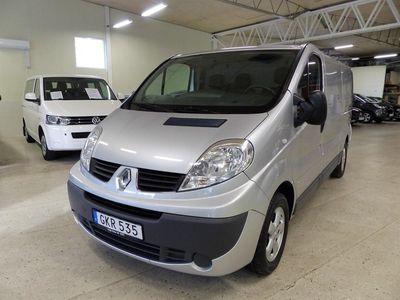 begagnad Renault Trafic Skåp L2H1 2.0 cDi 114 hk GPS Värmare Drag