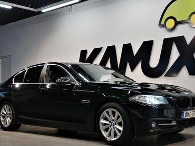 begagnad BMW 520 d Sedan M-ratt Drag 184hk