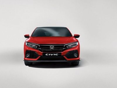 begagnad Honda Civic 1.5T Sport Navi MT 182HK